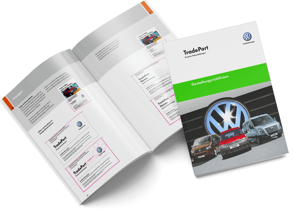 Freybutjer VW-Tradeport Manual