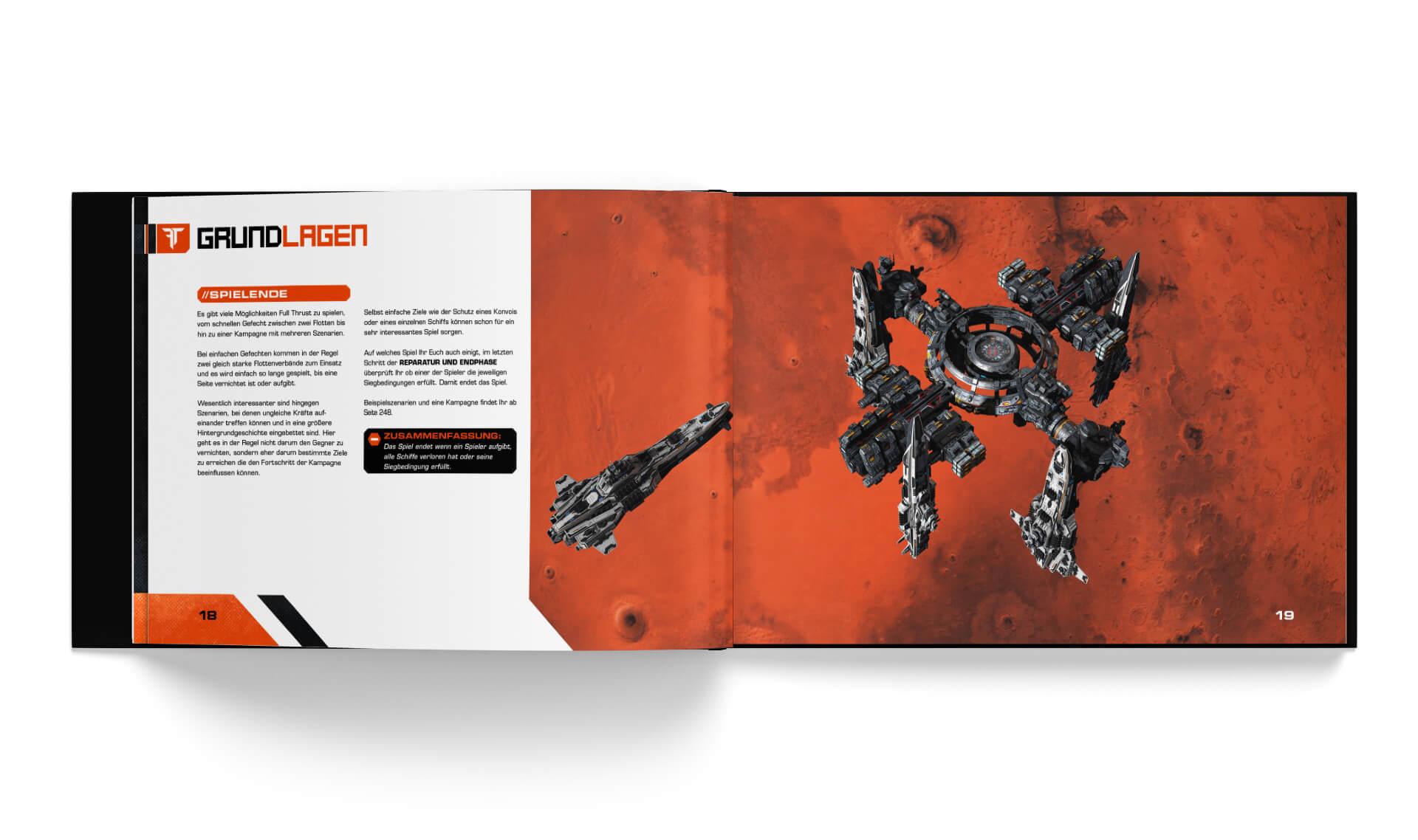 Freybutjer Full Thrust Admirals Handbook