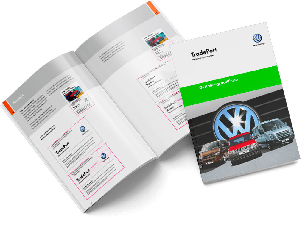 Freybutjer VW-Tradeport Manual