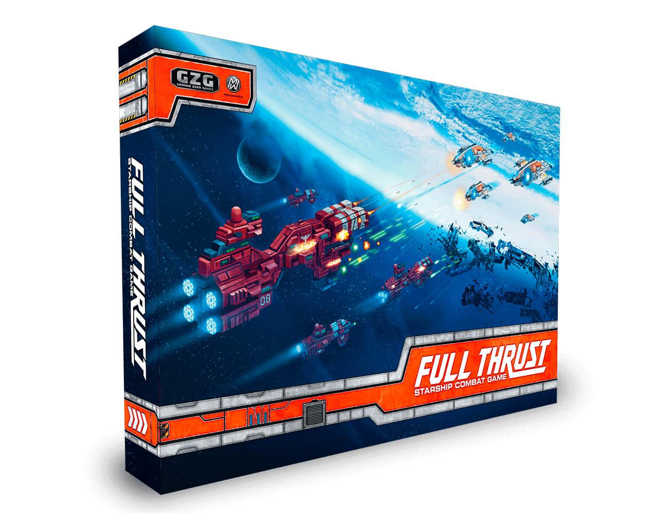 Freybutjer Mechworld Full Thrust Starterbox